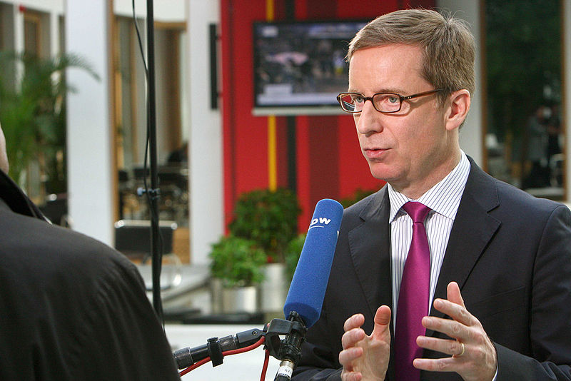 Michael Hüther, Direktor des Instituts der deutschen Wirtschaft (IW) in Köln, Deutschland. Bild: wikimedia.org/ cc-by-sa-2.0/ Johannes Christ