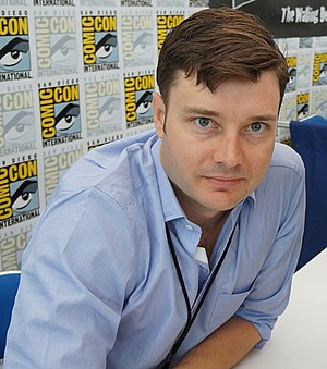 Michael McMillian - McMillian at the 2013 San Diego Comic Con International