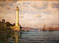 Michael Zeno Diemer - The Ahırkapı Lighthouse.jpg