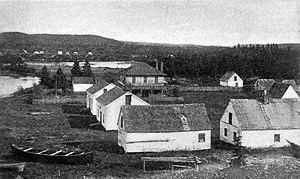 Wawa, Ontario - Michipicoten, 1897