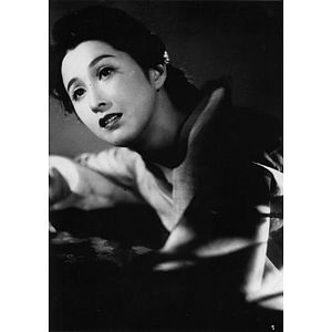 Michiyo Kogure - Michiyo Kogure as Yuki Shinano in the Portrait of Madame Yuki 1950 film