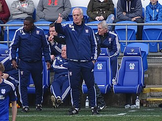 Mick McCarthy - McCarthy managing Ipswich Town in 2016