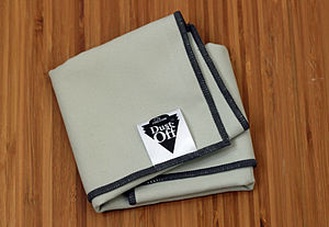 Microfiber - Microfiber cloth for cleaning screens and lenses