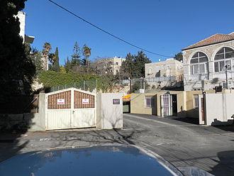 Quartet on the Middle East - Offices of the Quartet in Jerusalem