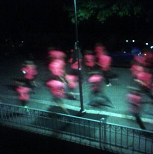 Midnattsloppet - Midnight Run, Helsinki, 30 August 2014.