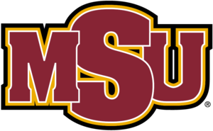 Midwestern State Mustangs - Image: Midwestern State Mustangs logo