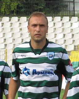 Mihail Venkov Bulgarian footballer