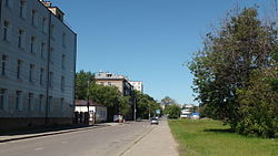 Skyline of Koptevo縣