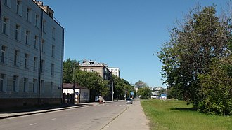 Koptevo District - Mikhalkovskaya Street, Koptevo District