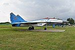 Mikoyan-Gurevich MiG-29 '14 blue'.jpg