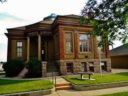 Milbank Carnegie Library, numera museum