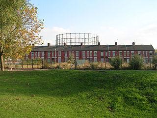 Miles Platting Human settlement in England