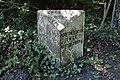 Milestone at The Oaks, Hooton Road.jpg