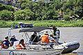 Militares da Capitania dos Portos abordam embarcação no rio Paraguai (8091581325).jpg