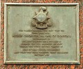 Military plaque, Belfast - geograph.org.uk - 771634.jpg