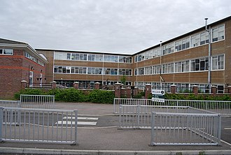 Millais School - Image: Millais School, Horsham