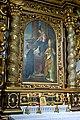 Millstatt Pfarrkirche Christus Salvator Siebenhirterkapelle Marienaltar 16082014 685.jpg
