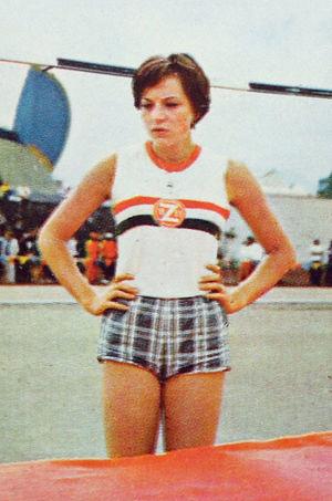 Miloslava Rezková - Image: Miloslava Rezková 1968