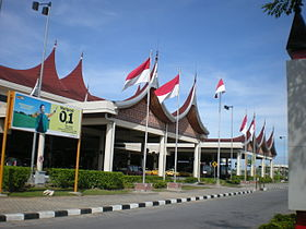Aéroport international Minangkabau