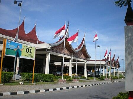 Lapangan Terbang Antarabangsa Minangkabau