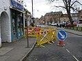 Minor roadworks in Olney - geograph.org.uk - 1175056.jpg