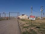 Minuteman Missile Delta-01 Launch Control Facility No Smoking sign.jpg