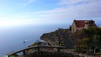 La Frontera, Santa Cruz de Tenerife - Mirador de la Peña, El Hierro