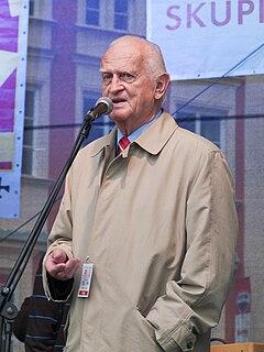 Miroslav Tetter Czech politician and academic