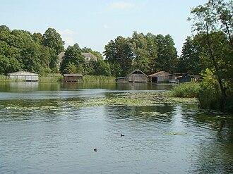 Mirow - Image: Mirowersee