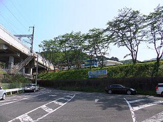 Seiryū-Shin-Iwakuni Station Railway station in Iwakuni, Yamaguchi Prefecture, Japan