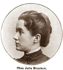 Miss Julia Bracken.JPG