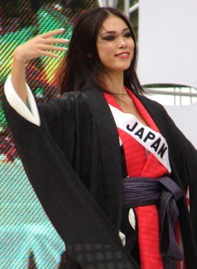 Miss Universe 2007-2