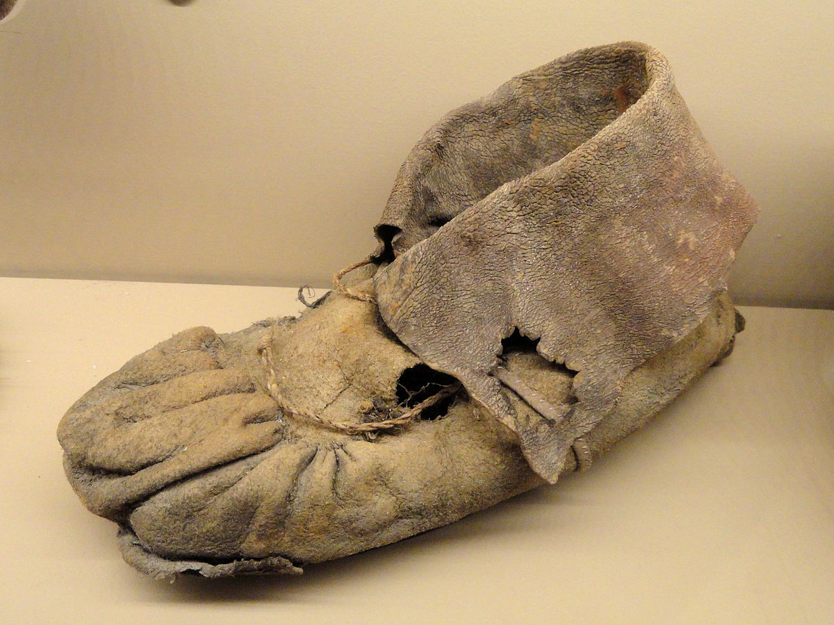 Real Leather Moccasin Shoes Nymph