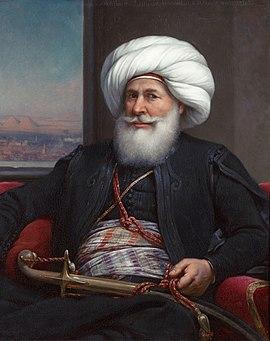 Muḥammad ʿAlī Bāšā