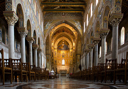 The Cathedral of Monreale. MonrealeCathedral-pjt1.jpg