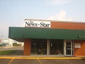 The News-Star - Image: Monroe News Star Circulation IMG 1294