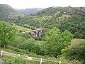 Monsal Dale Viaduct from Monsal Head - geograph.org.uk - 1332389.jpg