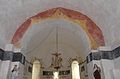 Montagnac-d'Auberoche église arc triomphal.JPG