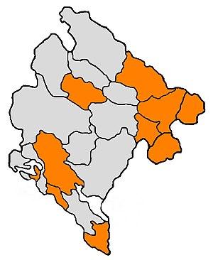 Montenegrin presidential election, 2013 - Image: Montenegro Pres 2013