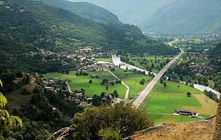 Montjovet Comune in Aosta Valley, Italy