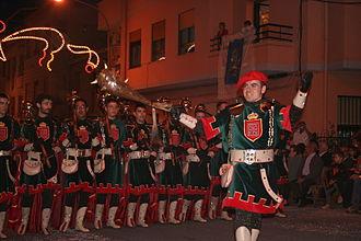 Callosa d'en Sarrià - Moors and Christians of Callosa d'en Sarrià