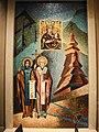 Mosaic depicting Eastern Europe in Byzantine Chapel.jpg