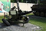 Moscow Suvorov Military School armored vehicles and tanks collection Part2 09.jpg