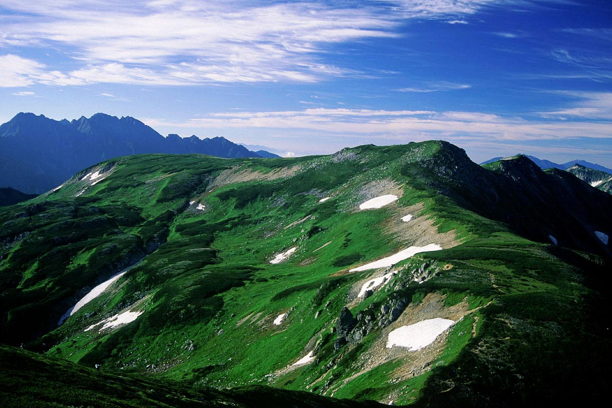 双六岳 Wikipedia