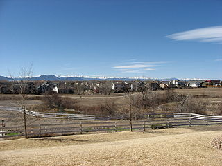 City in Colorado, United States