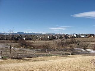 City in Colorado, United States