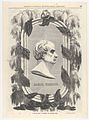 "Mourning Portrait of Daniel Webster (from Gleason's ""Pictorial Drawing-Room Companion"") MET DP834447.jpg"