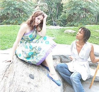 Lysistrata - From the 2005 staging of Lysistrata produced in Central Park.