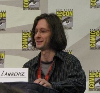Mr. Lawrence - Lawrence at the San Diego ComicCon, 2009