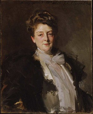 J. William White - Mrs. J. William White, John Singer Sargent, 1903